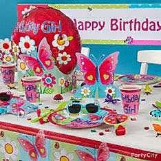 Garden Girl Party Ideas Guide - Party City