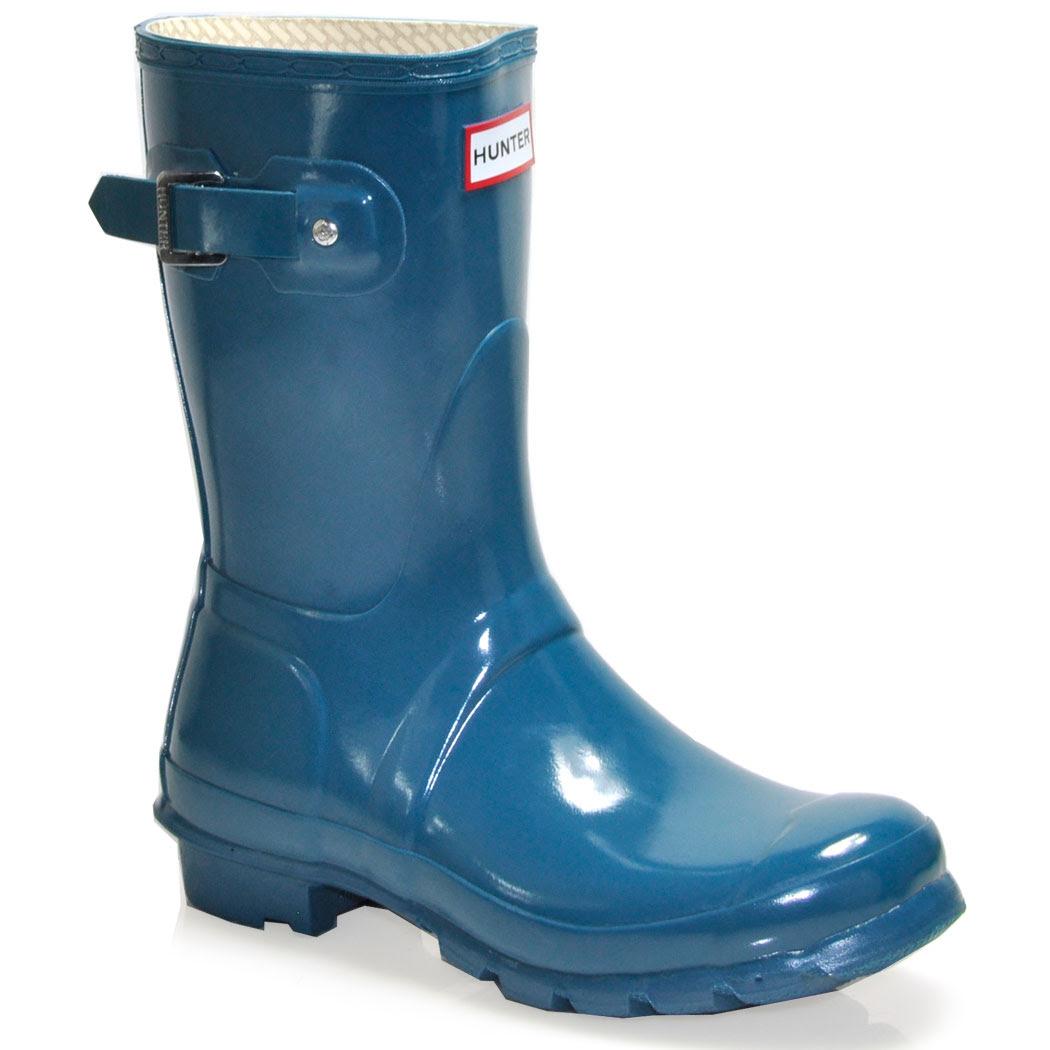 Japan hunter original short gloss rain boots