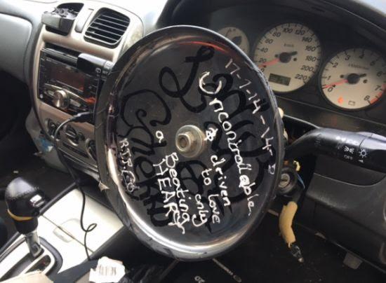 Австралійські правоохоронці затримали водія, який замінив кермо в автомобілі на сковорідку