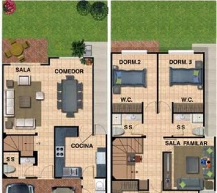 Para nuestra familia presupuesto para construir un - Vivir en un segundo piso ...