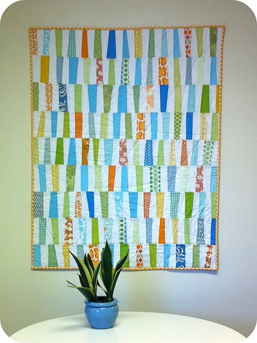 The Wonky Quilt