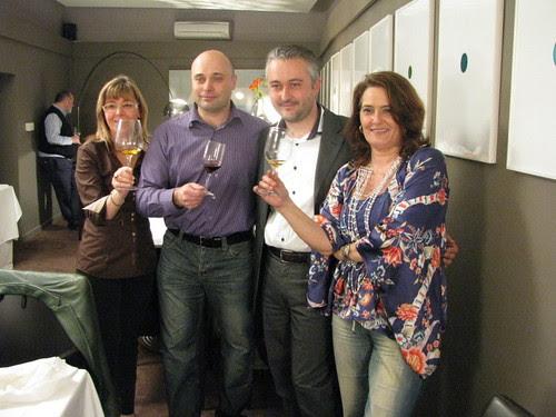 Giulia, Marco&Alessandro (Audio...divino) Alex