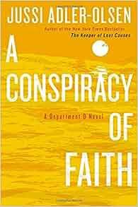 Amazon Com A Conspiracy Of Faith Department Q