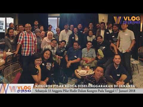 #VLOGNEWS - Kongres Kedua Pilar (Asosiasi Penulis Indonesia Layar Lebar)