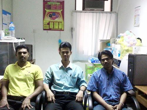 Last day Hashim di UPPA