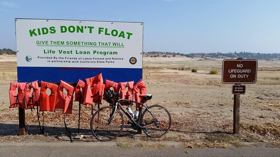 Folsom & Natoma Lakes, California, U.S.A.