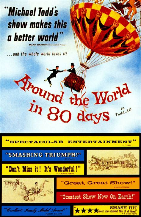 Around The World In Eighty Days Quotes