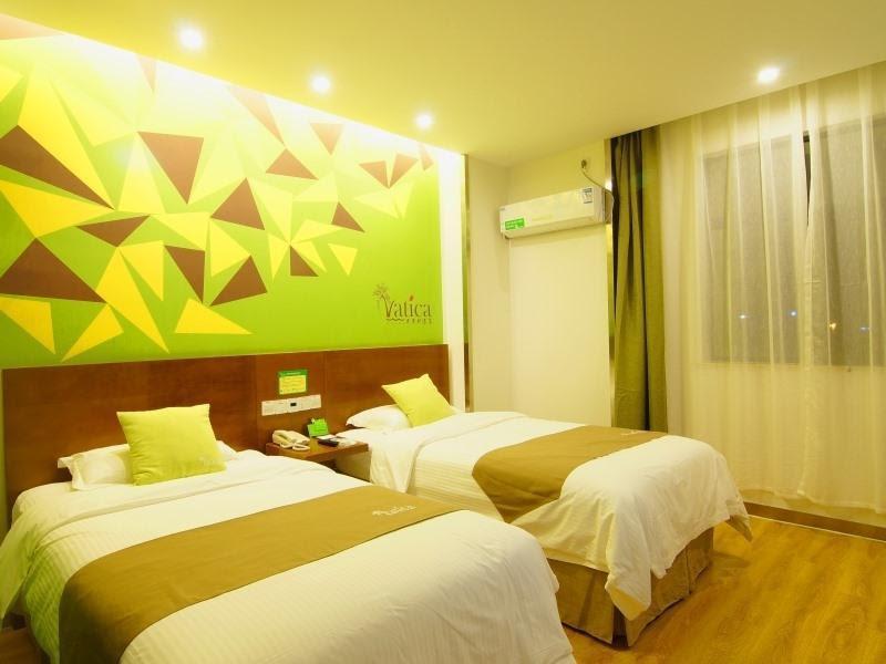 Vatica Fuyang Linquan South Jiefang Road Hotel. Reviews