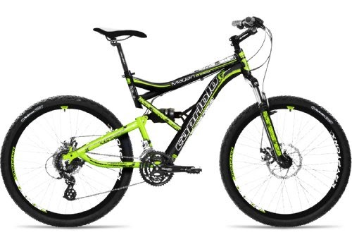 mountainbike shop online mountainbike 26 zoll capriolo mayan 21 gang vollfederung. Black Bedroom Furniture Sets. Home Design Ideas