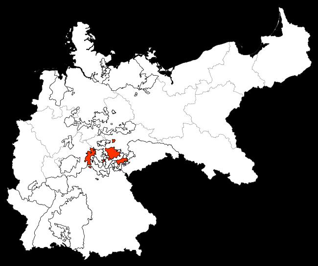 Archivo: Deutsches Reich (Karte) Sachsen-Weimar-Eisenach.svg