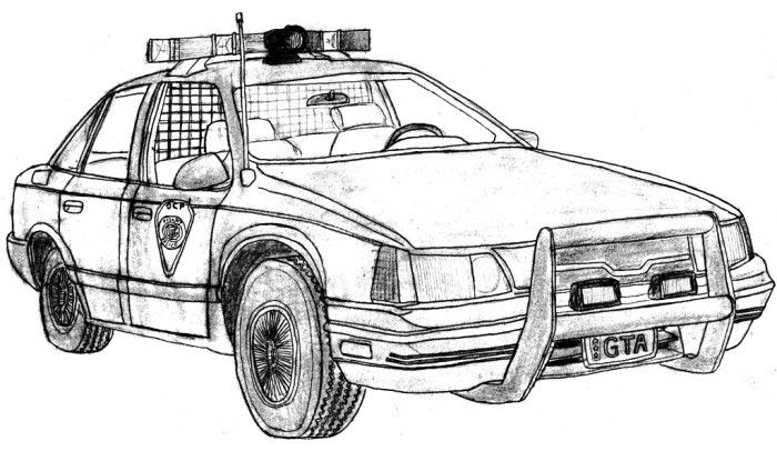 Free Colouring Pages Of Police Cars, Download Free Clip ...