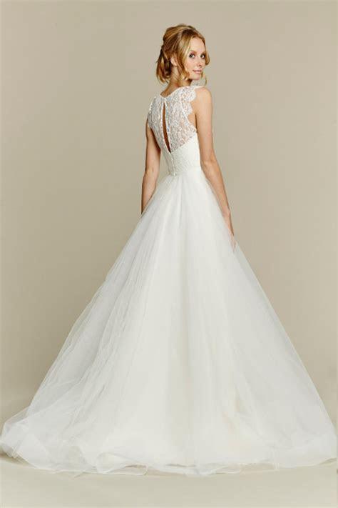 Wedding Dress Blush by Hayley Paige   Sunshine