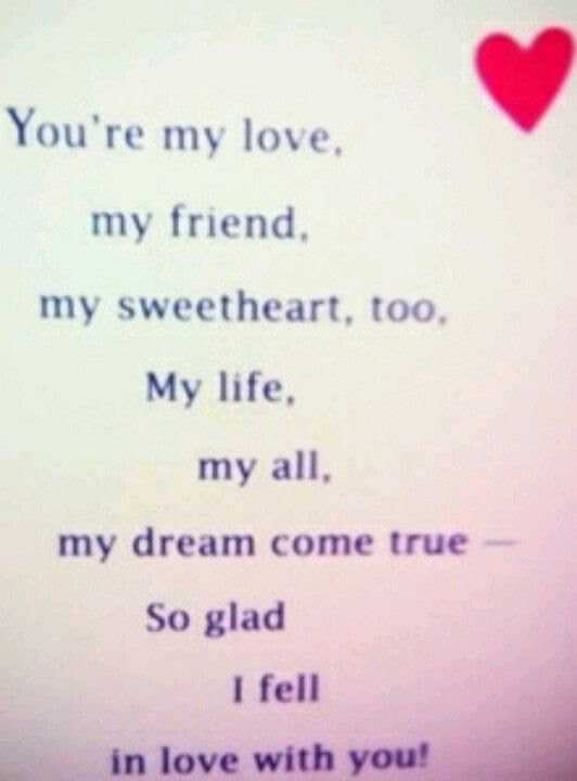 You Are My Everything Quotes For Him