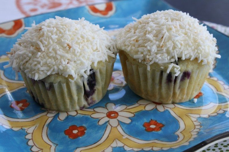 coconut muffins share your recipes