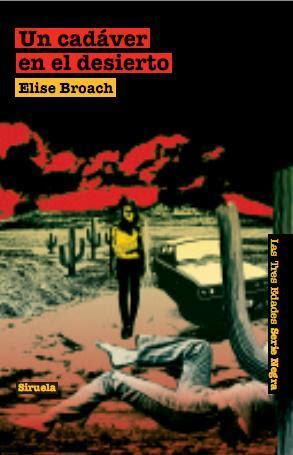 Un cadáver en el desierto Elise Broach