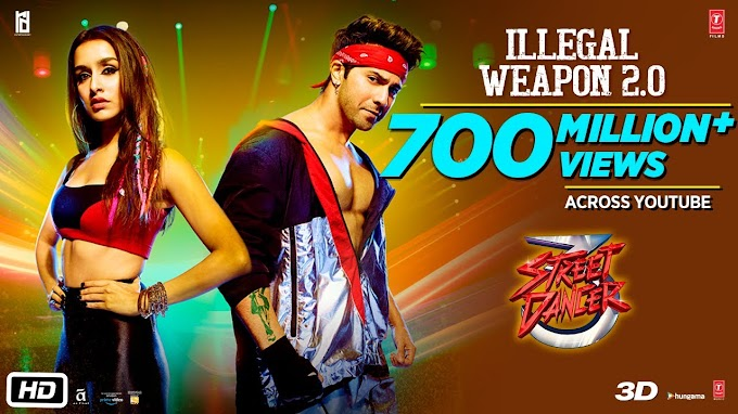 Illegal Weapon 2.0 Lyrics from Street Dancer 3D