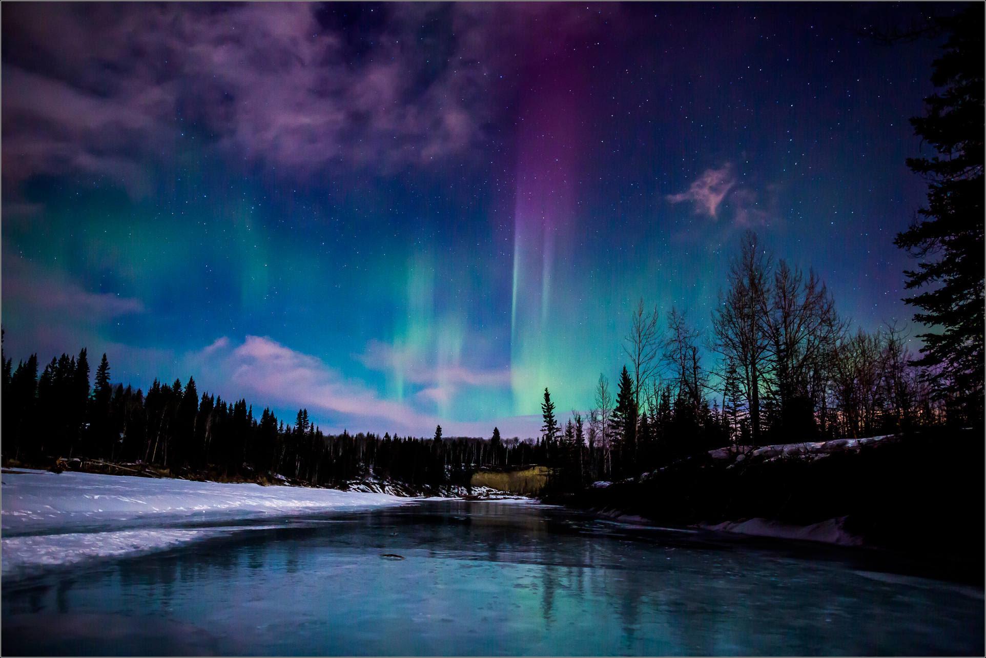 Alaska Northern Lights Wallpaper (64+ images)