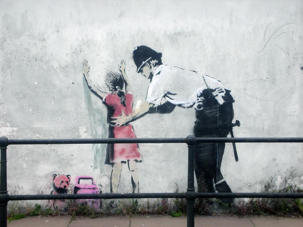 Biografia de Banksy