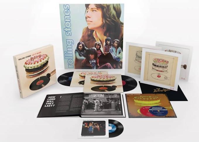 Los Rolling Stones anuncian la reedición de Let it bleed
