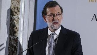El president espanyol Mariano Rajoy