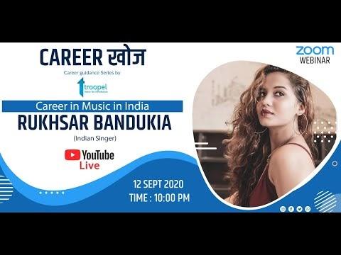 Career Khoj , Career Guidance Series by Troopel   Music as a Career in India