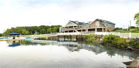 The Boathouse at Mercer Lake Hall Rentals in West Windsor