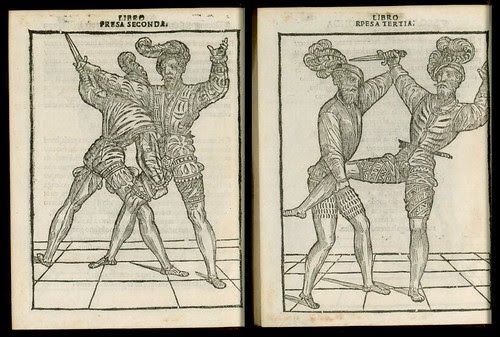 L'arte de l'Armi by Achille Marozzo, 1536 j