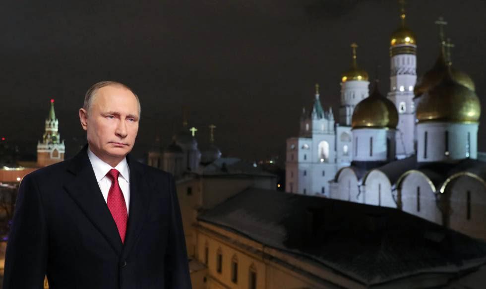 Espionagem orquestrada pela Rússia para Donald Trump