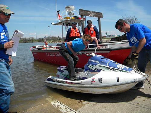 Siouxland Missouri River Clean-up 5-7-11