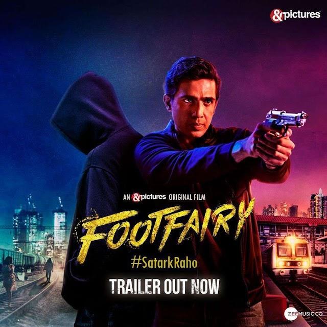 साइकोलॉजिकल क्राईम थ्रिलर फुट फेयरी का ट्रेलर जारी, 24 अक्टूबर को होगी रिलीज