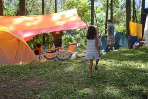 Páscoa no Camping: Renascimento, Refúgio e Diversão Saudável para as Crianças.