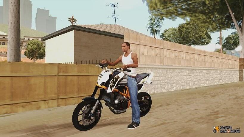 تحميل لعبة gta san andreas النسخة المطورة
