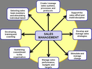 difference between Sales Management and Marketing Management