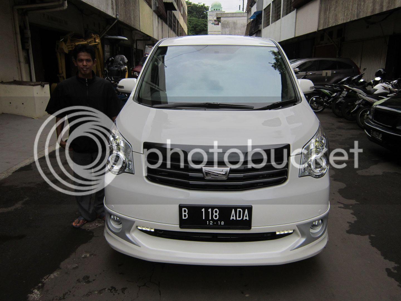 Performa Meningkat Drastis Toyota NAV1 With SimotaCyclonePower Torque