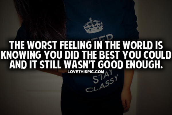 The Worst Feeling In The World Pictures Photos And Images For