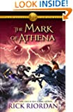 The Mark of Athena by Rick Riordan book cover