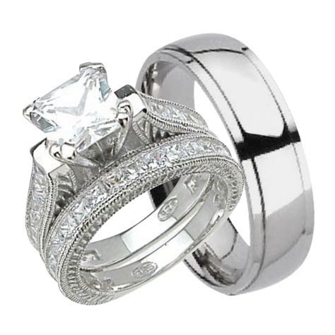 Awesome Wedding Rings for Both Male and Female   Matvuk.Com