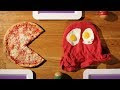 Classic Video Games Recreated With Everyday Things Stop Motion - Video