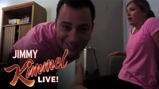 Jimmy Kimmel Reveals