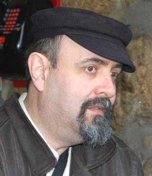 Fernando Luis Pérez Poza, poeta y editor de Pontevedra, Galicia, España.