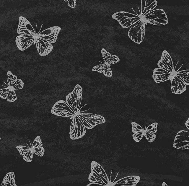 butterfly: Lock Screen Aesthetic Butterfly Wallpaper
