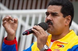 Imagen de archivo del presidente de Venezuela Nicolás Maduro. EFE/Archivo