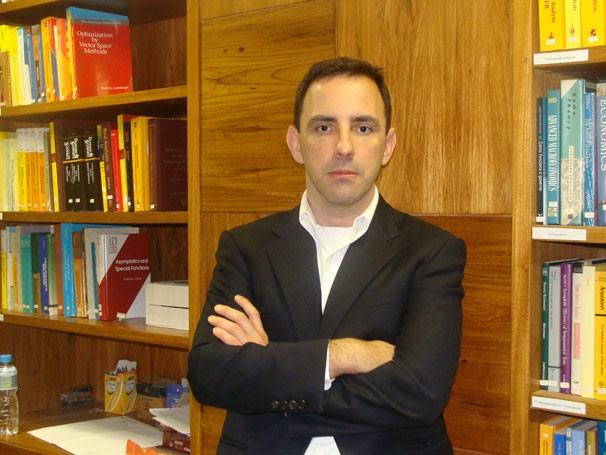Marcelo Moreira (Foto: Arquivo pessoal)