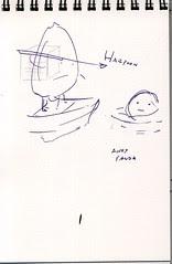 """Lost"" Sketchbook - page 9"