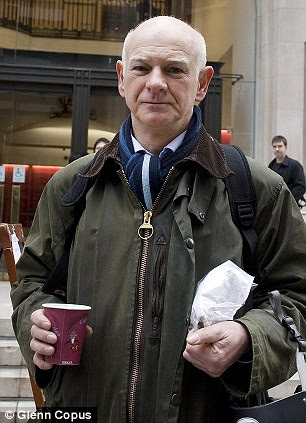 Honourable: Sir Howard Davies resigned his post as chief of the London School of Economics over its links with Gaddafi