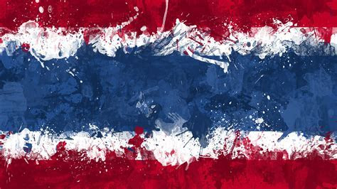Thailand Flag Wallpaper 26928 1920x1080 px ~ HDWallSource.com