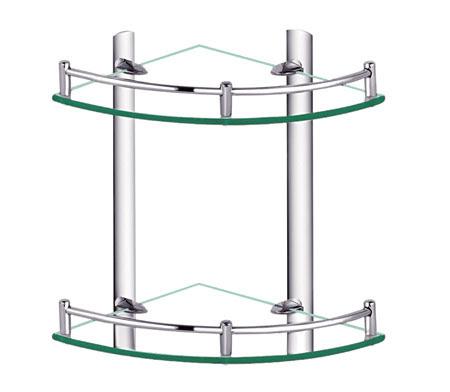 Modern Bathroom Glass Shelf Sanliv Bathroom Accessories For Hotel
