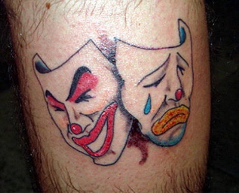 Laugh Now Cry Later Tattoos Tattoo Designs Tattoo Pictures