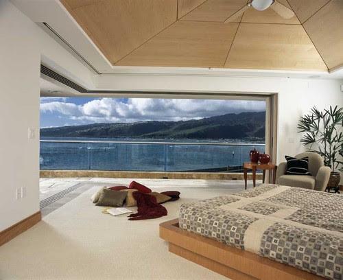 Long & Associates, AIA tropical bedroom