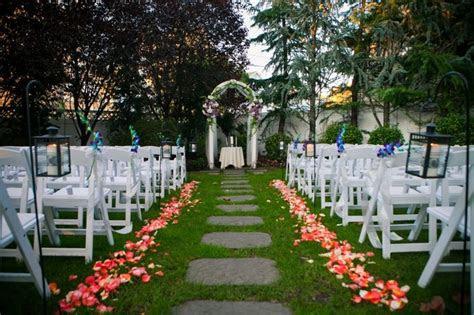empire club weddings garden marriage ceremonies